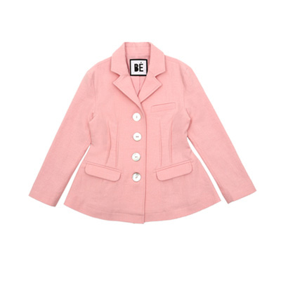 [B품 50% SALE 109,000→54,500] Dear lady jacket (pink)