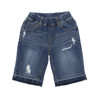 [B품 50% SALE 26,000→13,000] BEBEBEBE denim short pants